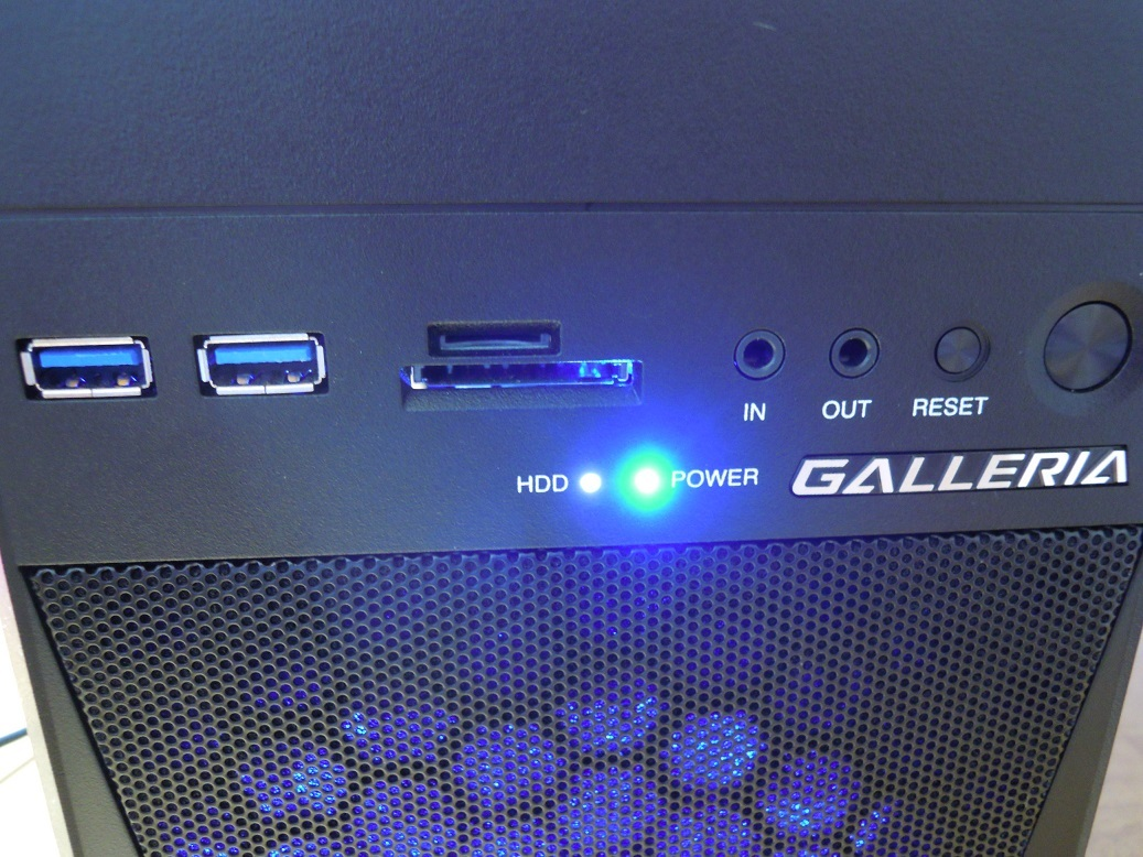 自作 i5 8400 2.8GHz 6コア /mem8GB /新品CPU+マザー+電源 /SSD128GB /HDD500GB /HD6970_画像5