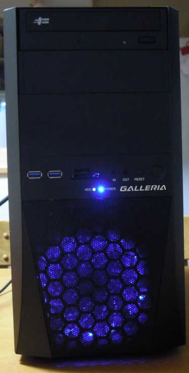 自作 i5 8400 2.8GHz 6コア /mem8GB /新品CPU+マザー+電源 /SSD128GB /HDD500GB /HD6970_画像3