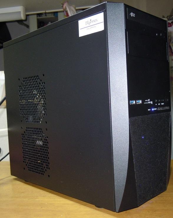 自作 i5 8400 2.8GHz 6コア /mem8GB /新品CPU+マザー+電源 /SSD128GB /HDD500GB /HD6970