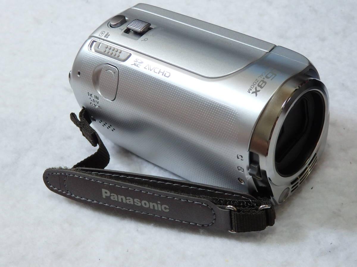 Panasonic パナソニック デジタルハイビジョンビデオカメラ HDC-TM25_画像4