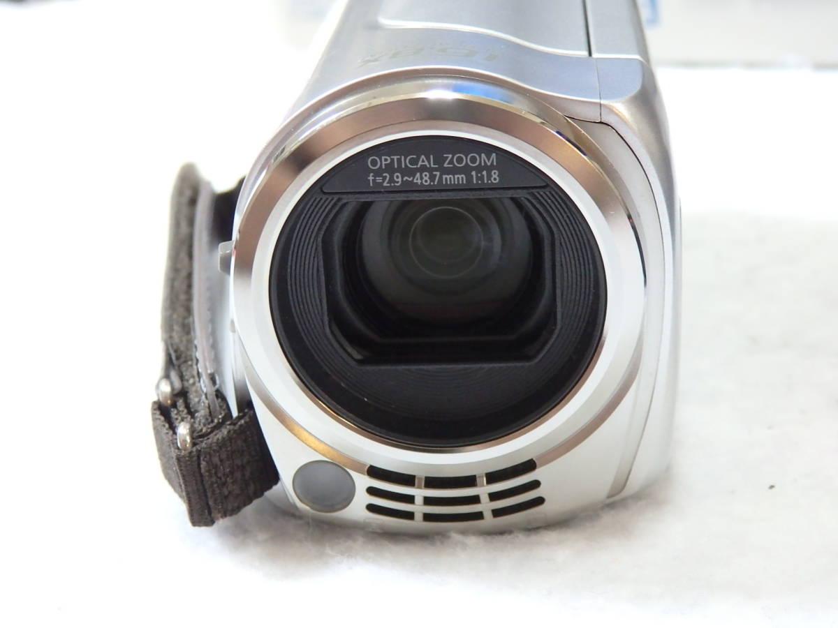Panasonic パナソニック デジタルハイビジョンビデオカメラ HDC-TM25_画像5