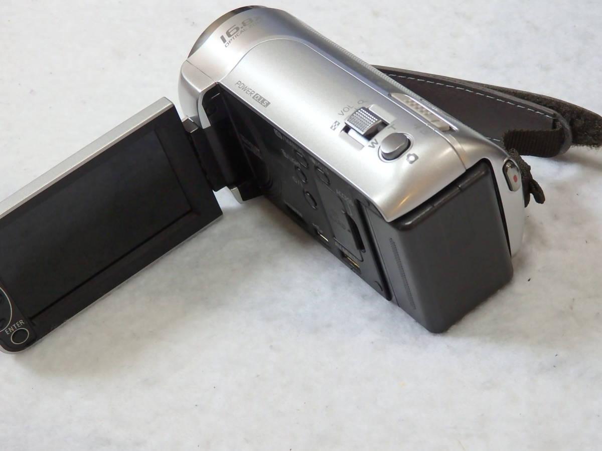 Panasonic パナソニック デジタルハイビジョンビデオカメラ HDC-TM25_画像3