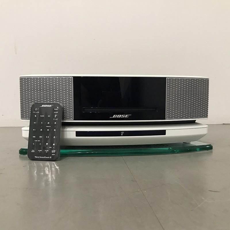 極美品 / BOSE / Wave SoundTouch music system IV / 台座付き / 動作確認済