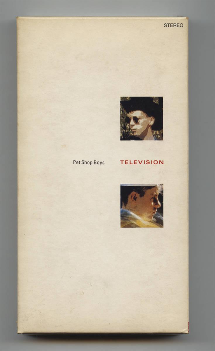 ★即決★VHS 美品★ペットショップボーイズ★テレビジョン★Pet Shop Boys★TELEVISION_画像1