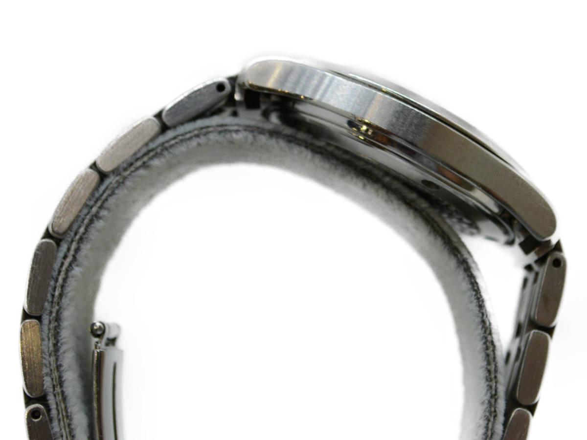☆ OMEGA オメガ 2511.81 Seamaster シーマスター 120m クォーツ 腕時計 メンズ_画像6