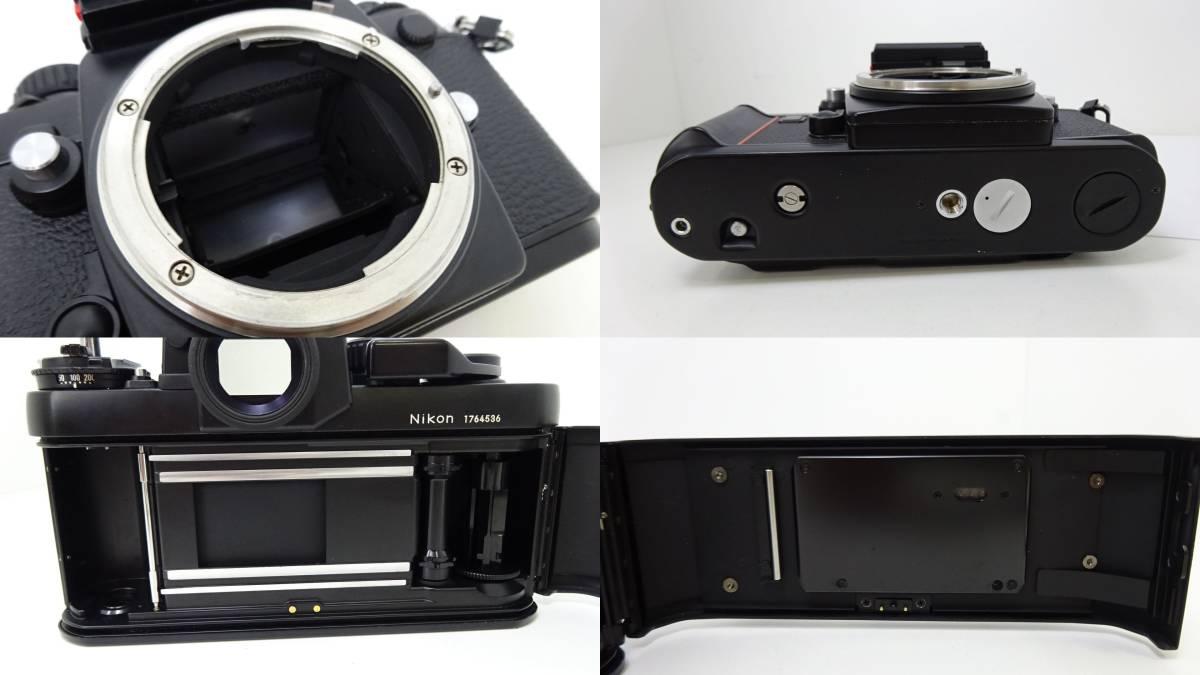 Nikon F3 HP ボディ☆レンズ Nikon AF NIKKOR 35-70㎜ 1:3.3-4.5☆カバー ストラップ 付☆外観美品♪☆306083_画像4