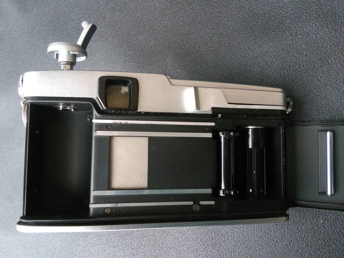 OLYMPUS-PEN FT/G.Zuiko Auto-S 1:1.4 f=40mm ジャンク オリンパス ペン_画像9