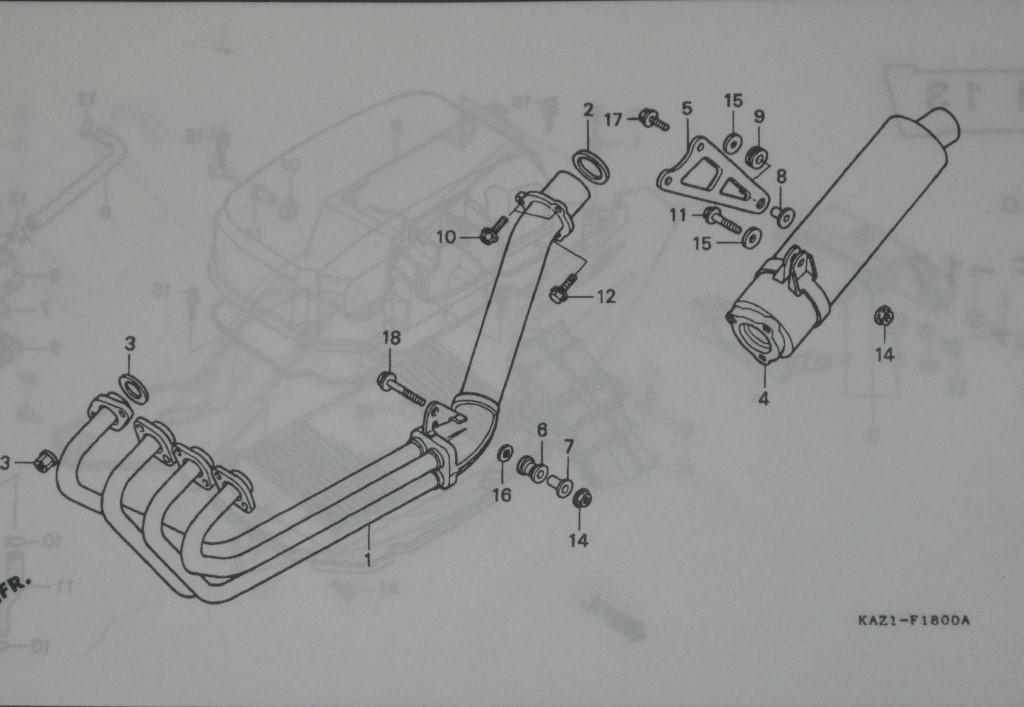 「シリンダーヘッドOHセット RR23 CBR250RR MC22 ホンダ 純正 (ホンダ バイク エンジン)」の画像