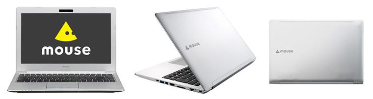 ◆◇【新品】マウスコンピューター MB13BCM8S2WL LTE対応 SIMフリー / 13.3インチ 8GB SSD240GB Windows10Home64bit◇◆