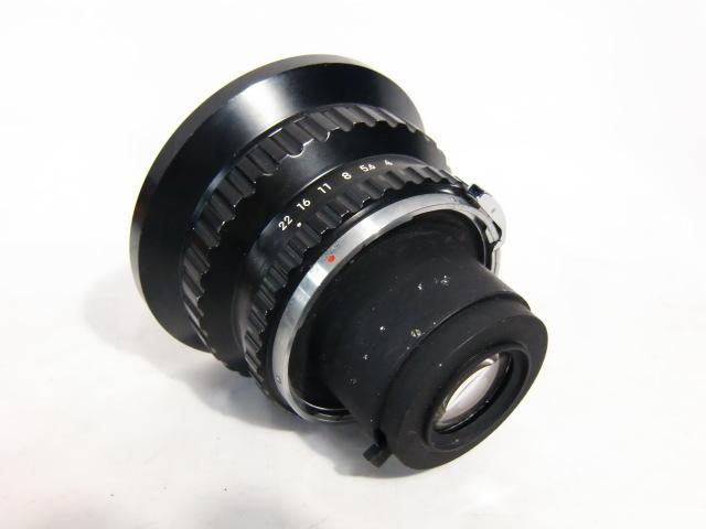 【現状品】ニコン Nikon NIKKOR-D 1:4 f=40mm ゼンザブロニカ ZENZA BRONICA 中判カメラ用 趣味 コレクション アンティーク レトロ _画像3