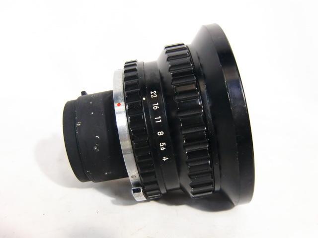 【現状品】ニコン Nikon NIKKOR-D 1:4 f=40mm ゼンザブロニカ ZENZA BRONICA 中判カメラ用 趣味 コレクション アンティーク レトロ _画像4