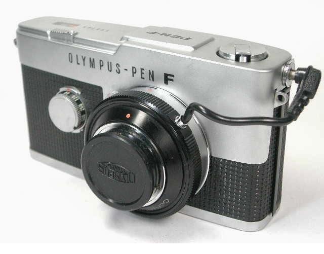 OLYMPUS PEN F Medical use Type 1 + PA-6 Microscope Adapter    (( オリンパス ペン F 医療用 タイプ 1 + PA-6 顕微鏡アダプター