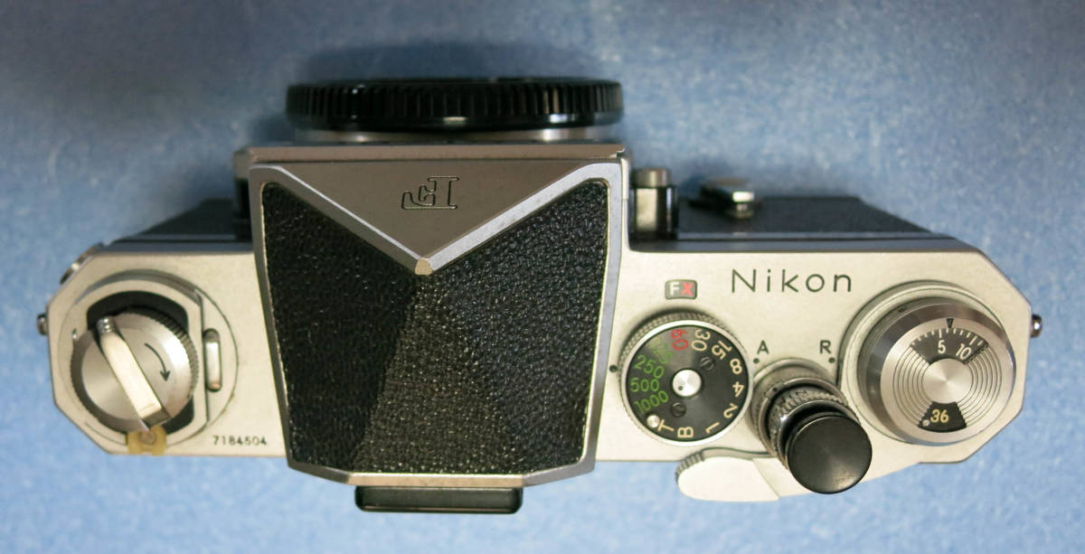 NIKON F ボデー 美品です。_画像2
