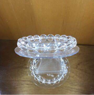 天然石ブレスレット 水晶 10.5mm珠 内周15cm_画像5
