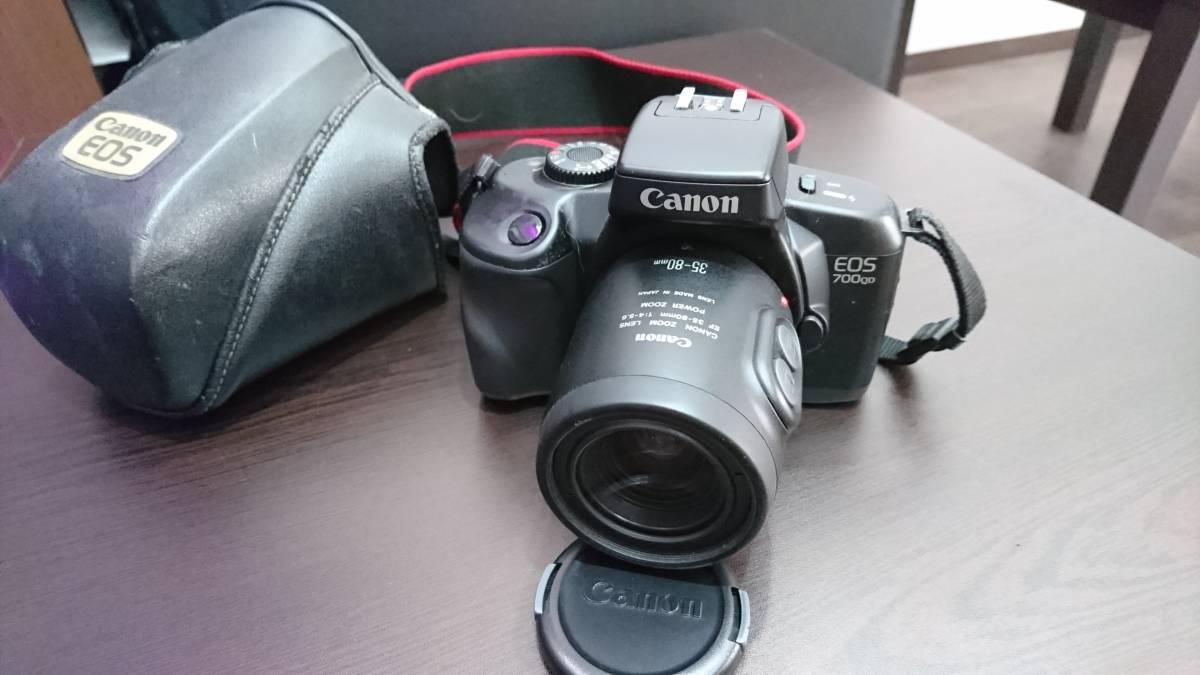 ◆◇Canon EOS 700QD キャノン フィルムカメラ(12346)◇◆