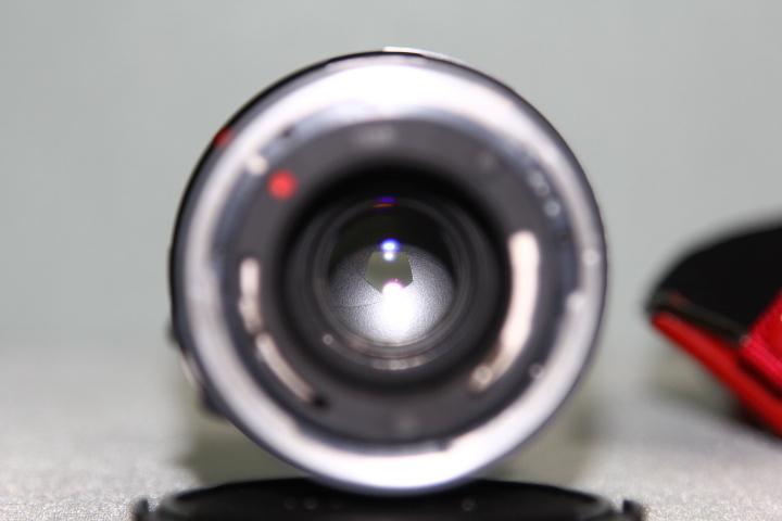 中古 Canon A-1 本体 35-105mm レンズ モータードライブセット データバック付 シャッター動作確認_画像10