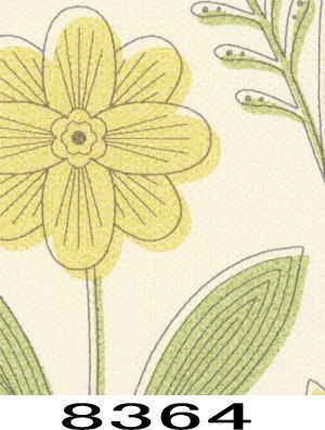 ☆大特価!ポップな花柄の壁紙クロス364 税込み_画像2