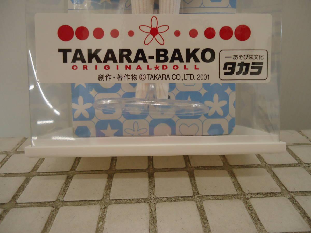 TAKARA-BAKO ORIGINAL DOLL りかちゃん 2001 未使用_画像4