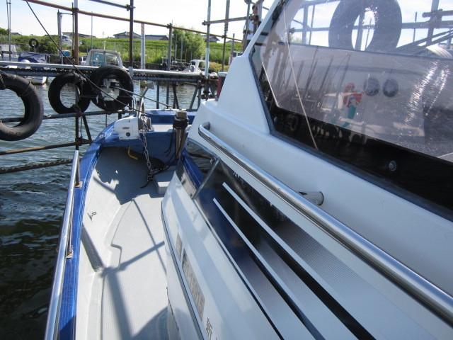 ヤマハYD26改 高馬力エンジンフルオーバーホール艇 装備多数。_画像2
