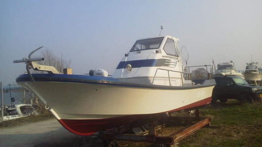 ヤマハYD26改 高馬力エンジンフルオーバーホール艇 装備多数。