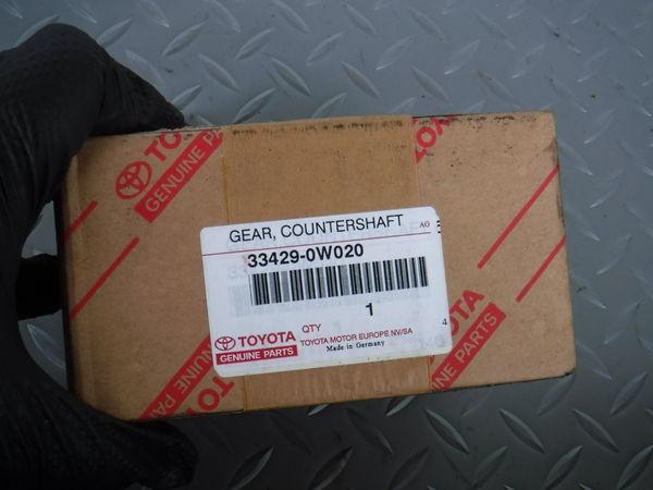 未使用 在庫有 トヨタ純正 JZA80 スープラ 後期 2JZ-GTE ターボ ゲトラグ ミッション ギア 6速ギア用 廃盤品 BNR34 GT-R 流用定番_画像3