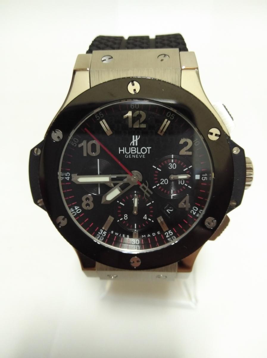 HUBLOT ウブロ ビッグバン BIGBANG 301.SB.131.RX◆自動巻き腕時計◆未使用 美品