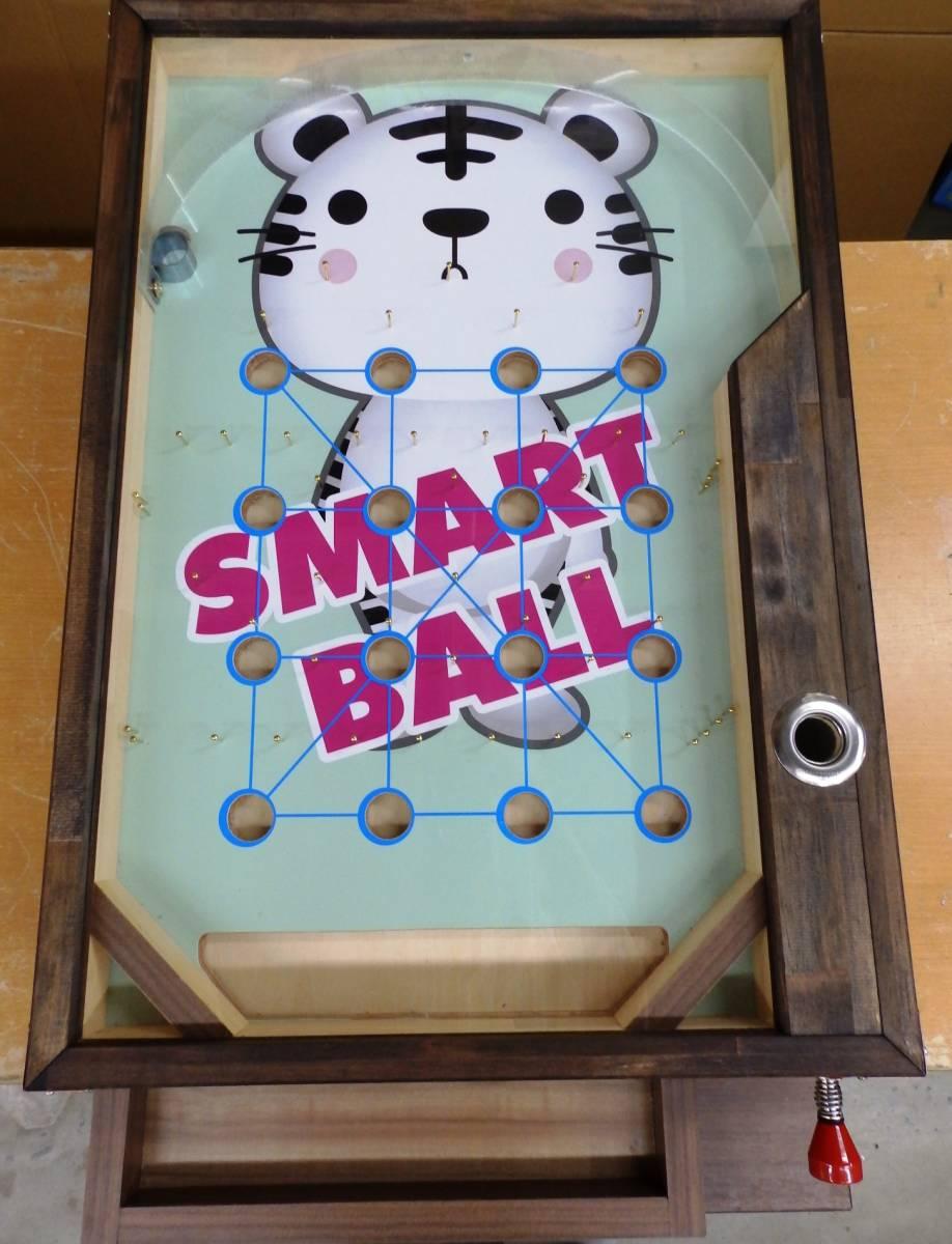 オリジナル スマートボール◆ホワイトタイガー◆「昔遊びの魅力」はたくさんあります_画像1