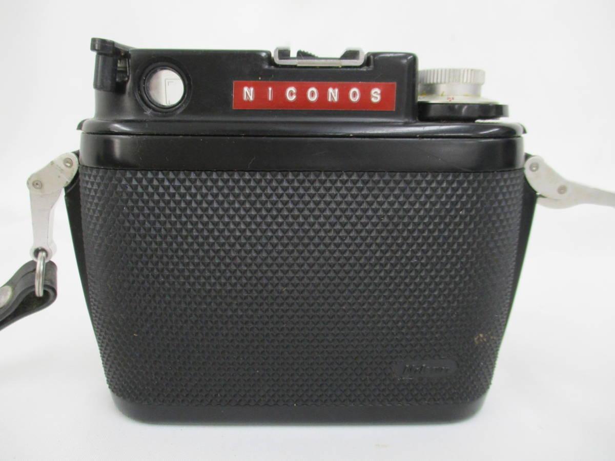 Nikon ニコン NIKONOS II ニコノス2 フィルムカメラ 水中カメラ レンズ W-NIKKOR 1:2.5 f=35mm ジャンク 大ReB08 0528 2_画像3