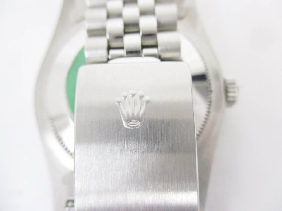 ROLEX ロレックス OYSTER PERPETUAL オイスターパーペチュアル DATEJUST デイトジャスト 16234 T番 メンズ 腕時計 自動巻き 大ReB08 0522 2_画像7