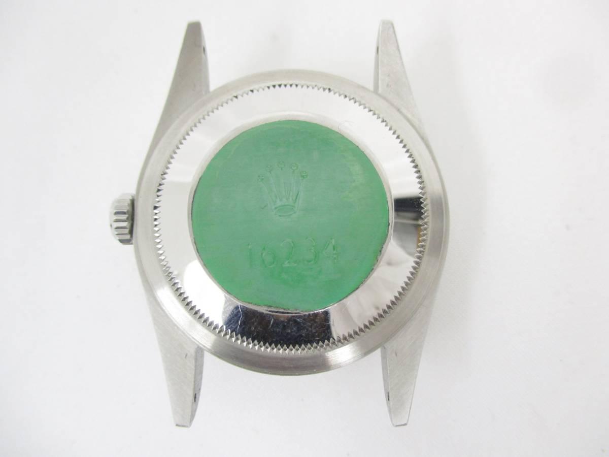 ROLEX ロレックス OYSTER PERPETUAL オイスターパーペチュアル DATEJUST デイトジャスト 16234 T番 メンズ 腕時計 自動巻き 大ReB08 0522 2_画像8