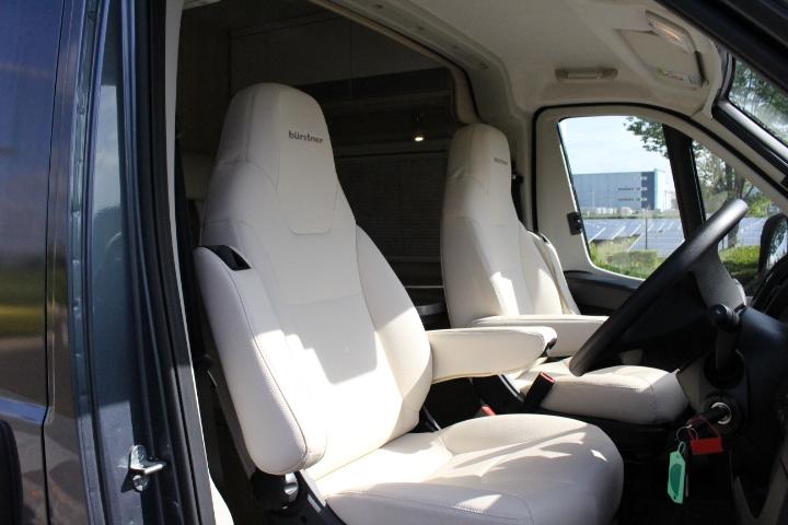 フィアット デュカト バーストナー シティーカー C540 新車未登録 静か高燃費 稀少豪華キャンピングカー FIAT DUCAT Burstner CityCarC540_画像5