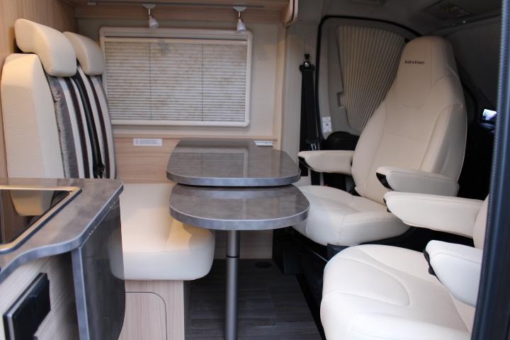 フィアット デュカト バーストナー シティーカー C540 新車未登録 静か高燃費 稀少豪華キャンピングカー FIAT DUCAT Burstner CityCarC540_画像6
