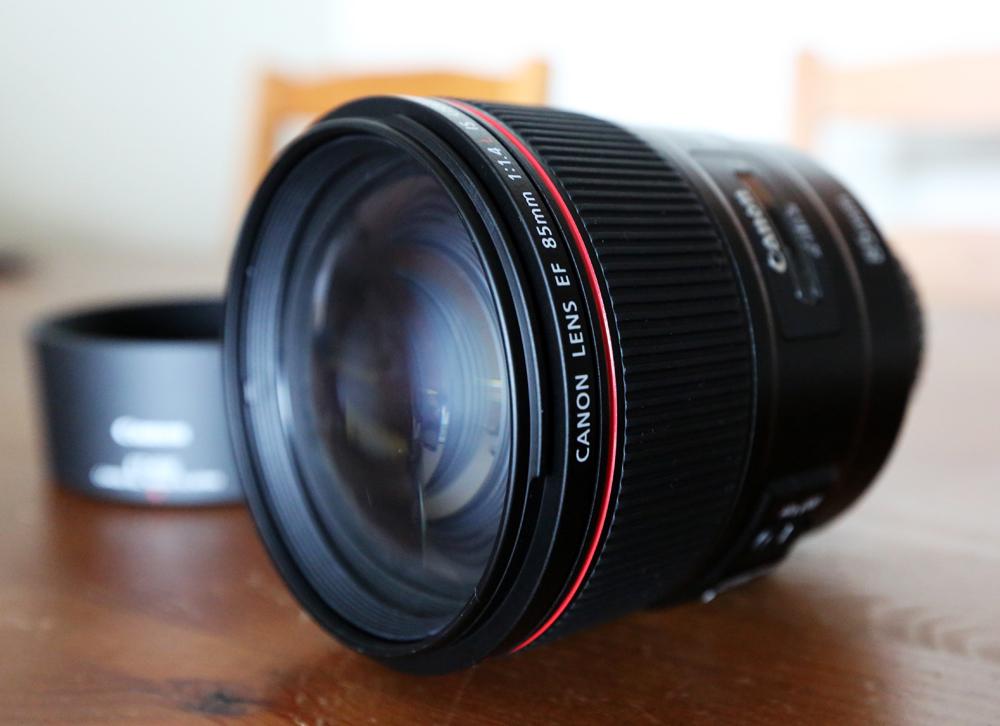 【宅配カメラレンタル1日~】キヤノン純正レンズ EF85mm F1.4L IS USM 1,500円/1日_画像5