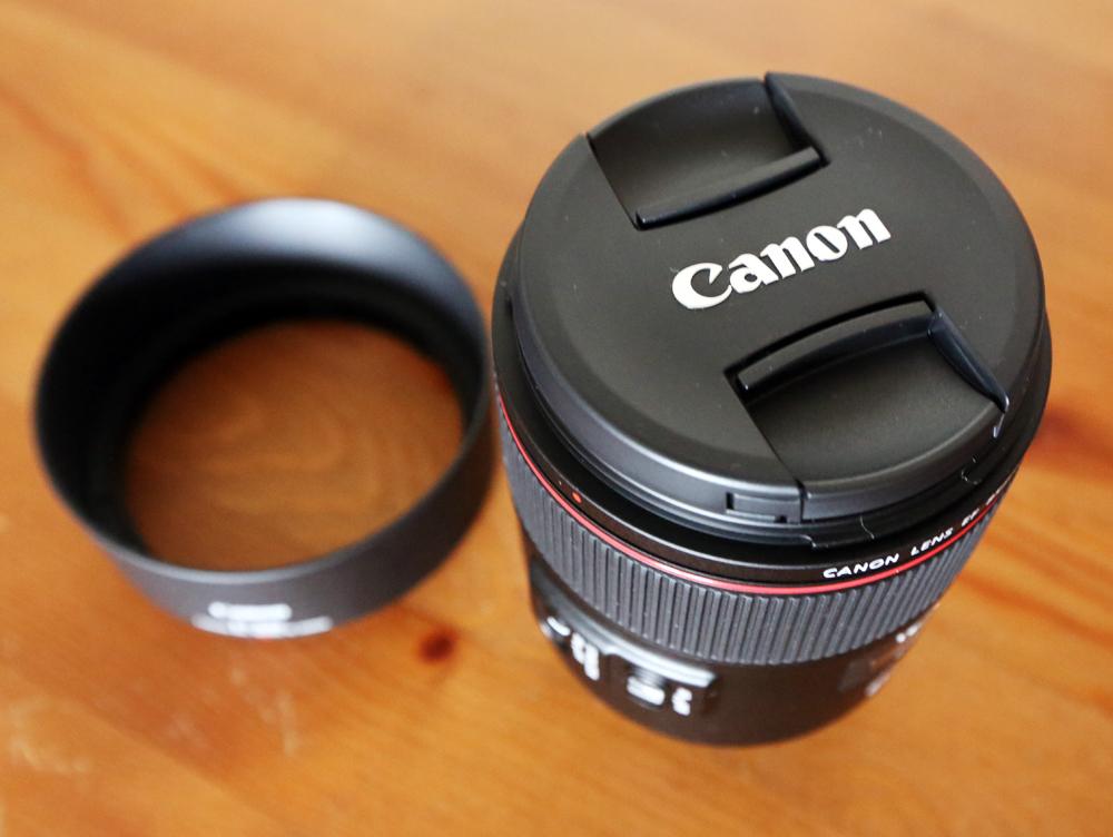 【宅配カメラレンタル1日~】キヤノン純正レンズ EF85mm F1.4L IS USM 1,500円/1日_画像6