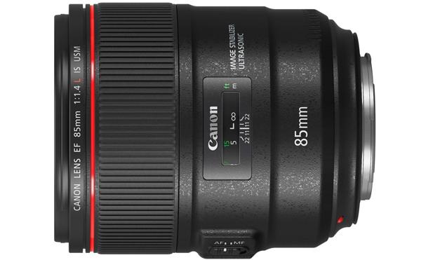 【宅配カメラレンタル1日~】キヤノン純正レンズ EF85mm F1.4L IS USM 1,500円/1日_画像2