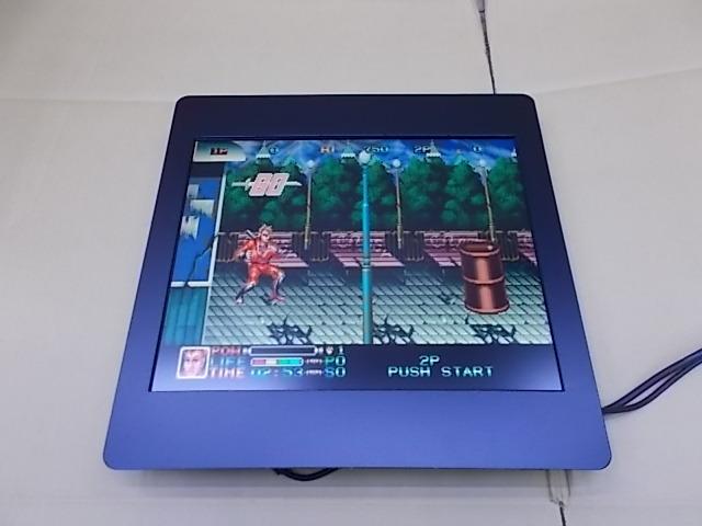 テーブル筐体に19吋液晶、板金取り付けKIT☆テーブル筺体の硝子1面にゲーム画面が映りだされる。2台まで同梱で料金変わらず。_画像1
