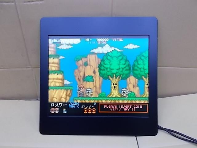 テーブル筐体に19吋液晶、板金取り付けKIT☆テーブル筺体の硝子1面にゲーム画面が映りだされる。2台まで同梱で料金変わらず。_画像3