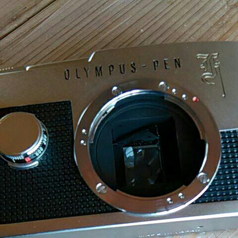程度良好オリンパスペンf 38mm.f1.8_画像5