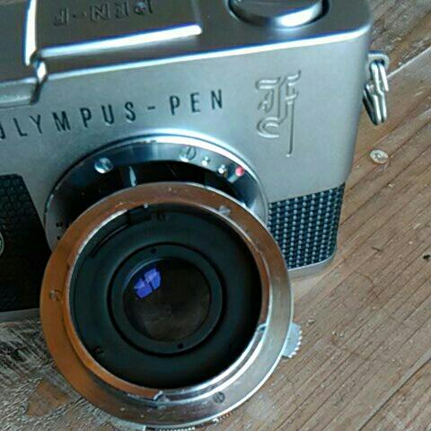 程度良好オリンパスペンf 38mm.f1.8_画像4