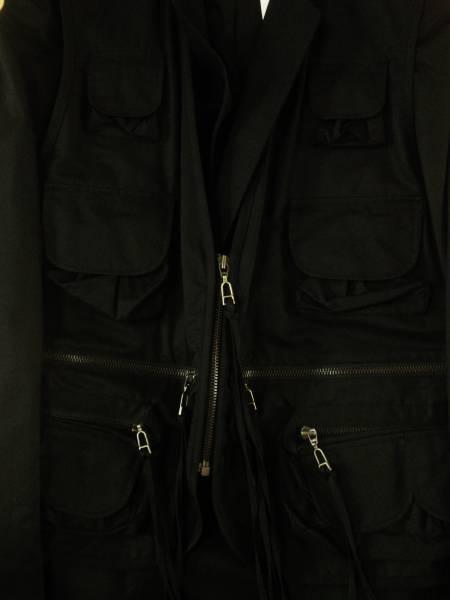 【値下げ交渉あり】ラフシモンズ 初期 希少 デザイン ジャケット raf simons レア アーカイブ パンク ロック punk rock_画像3