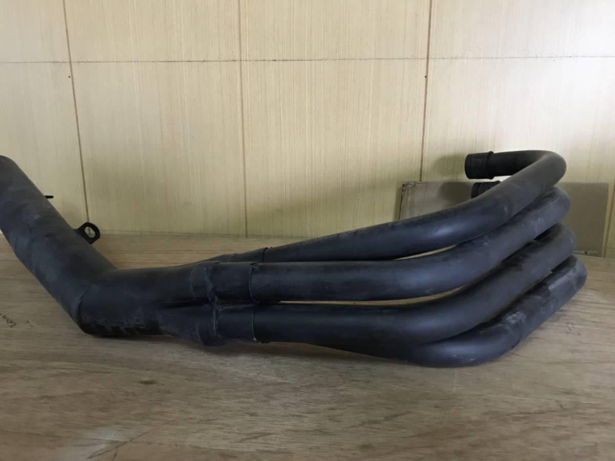 Z400FX ショート管 黒/BEET YOSHIMURAゼファーΧモリワキ Z400GPヨシムラ  マフラー_画像8