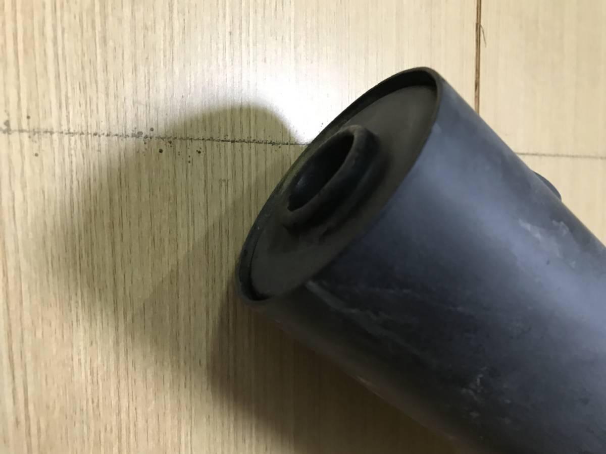 Z400FX ショート管 黒/BEET YOSHIMURAゼファーΧモリワキ Z400GPヨシムラ  マフラー_画像7