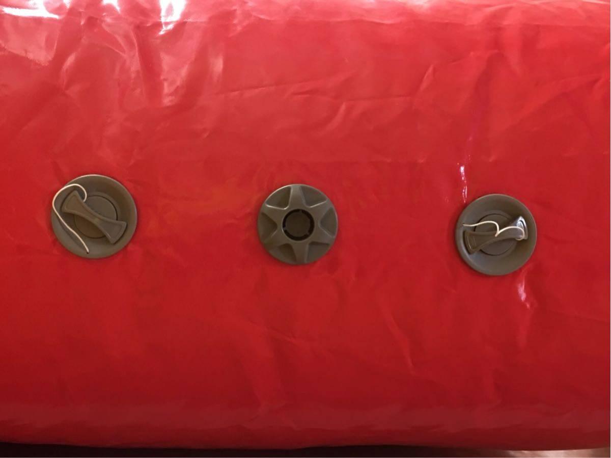 ハイパーエアートランポリン(エアートラック )10m×2m×0.45m開封品にて一品物_画像4