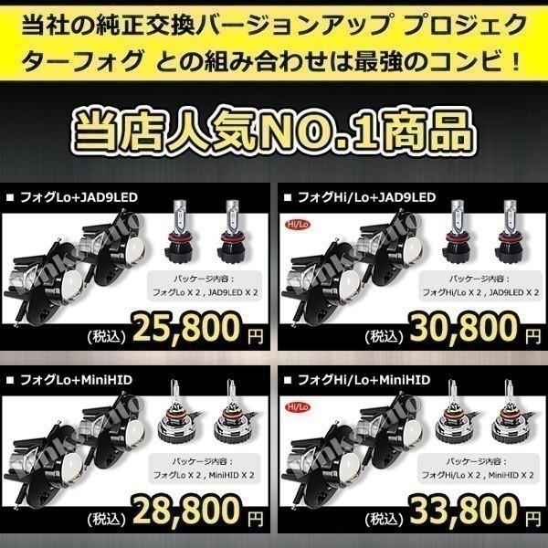 ダイハツ ハイゼットカーゴ S321V S320V S330V 純正交換バージョンアッププロジェクターフォグ イカリングとHIDとLED販売もあります_画像5