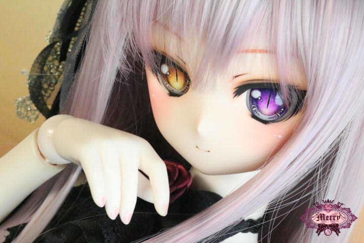 ◆merry◆DDH-01ノーマル肌カスタム・アイ