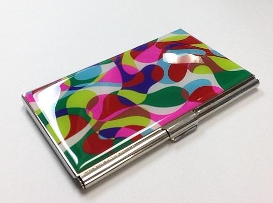 ACME(アクメ)カードケース ブロブニック カリムラシッド デザイン 名刺入れ ギフト 送料無料 _画像2