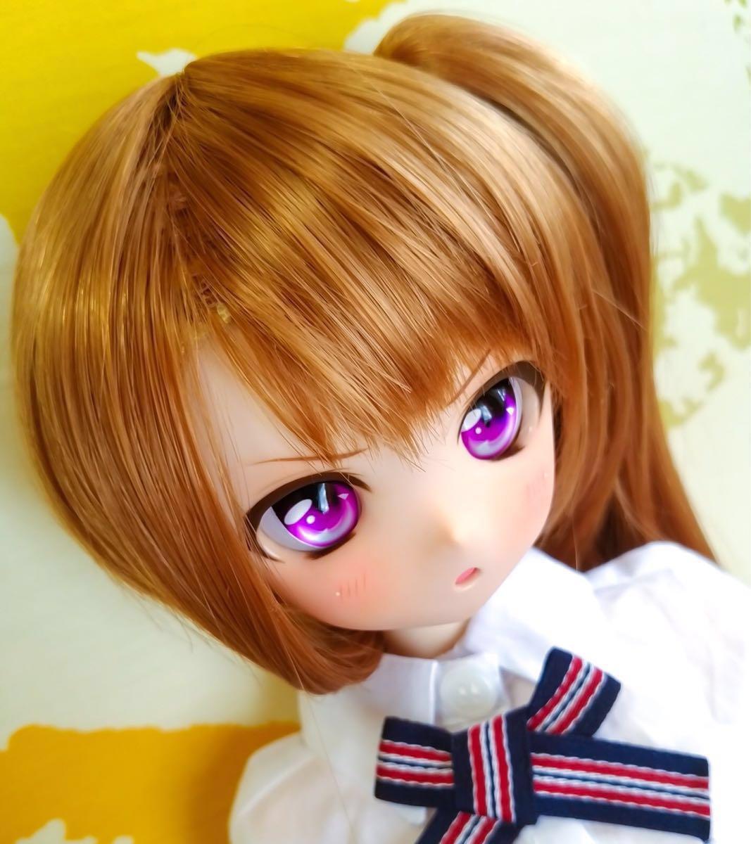 【Cube。】No.59 DDH-01 ノーマル肌 カスタムヘッド+アイ_画像9