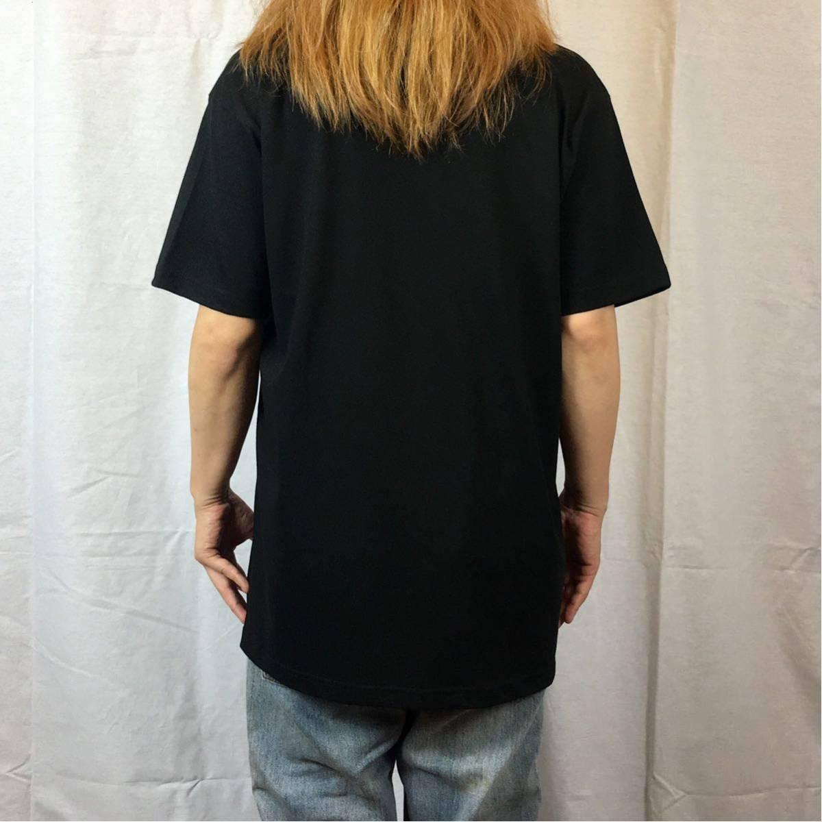 新品 大きい サイズ 専門 XXL~5XL ベーブルース ニューヨーク NY ヤンキース オーバー シルエット ビッグ 黒 Tシャツ ロンT 長袖 対応 OK_画像4