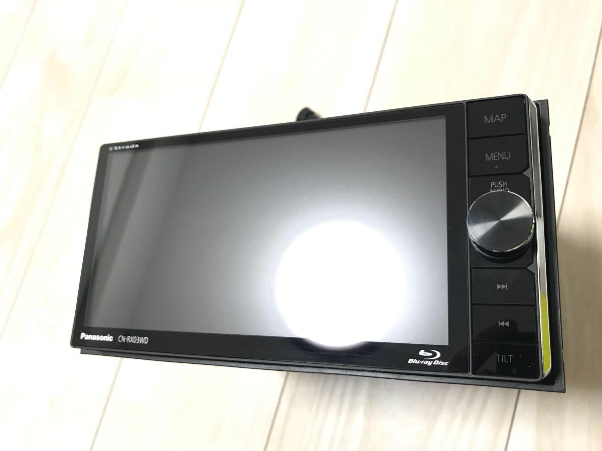 Panasonic Strada / 品番:CN-RX03WD_画像2