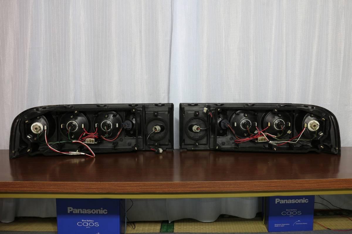 ♪RX-7 FC3S LED テールライト リングタイプ♪_画像3
